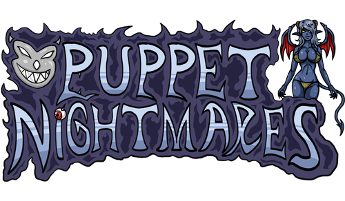 Puppet Nightmares Logo
